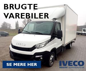 Iveco Brugte varebiler (300×250 sidebanner desktop+mobil)